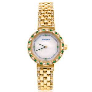 Gerald Genta, Lady's 18K Gold Watch - Lueur Jewelry