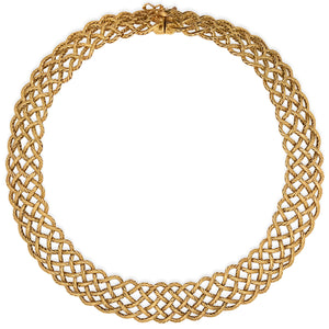 Buccellati, 18K Gold Necklace - Lueur Jewelry