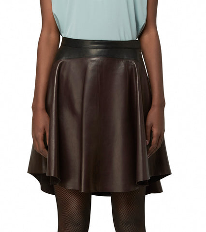 ARC SEAMED SKIRT