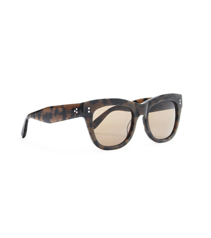 SHADES by Maiyet Sunglasses - Amber Tortoise