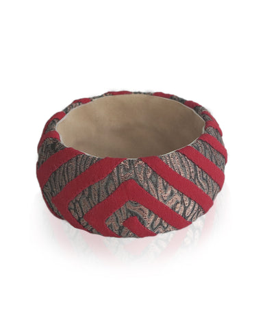MAIYET X MOLA SASA TIRBI BANGLE - RED