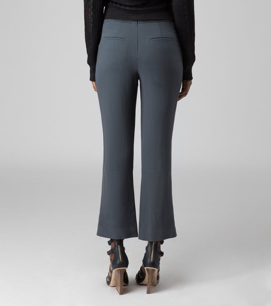 CROPPED BOOT CUT PANT