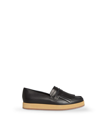 ASHER FRINGE SLIP ON SNEAKER