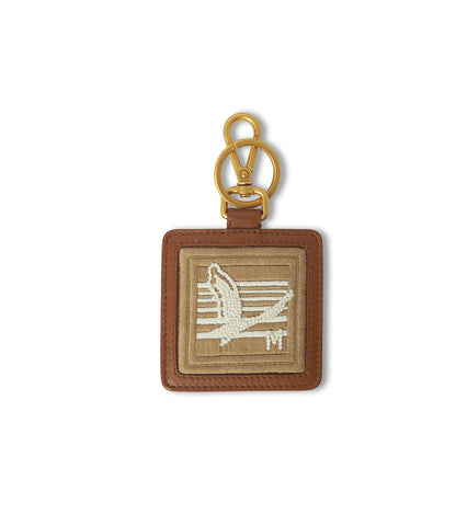 CRANE BIRD KEY CHAIN