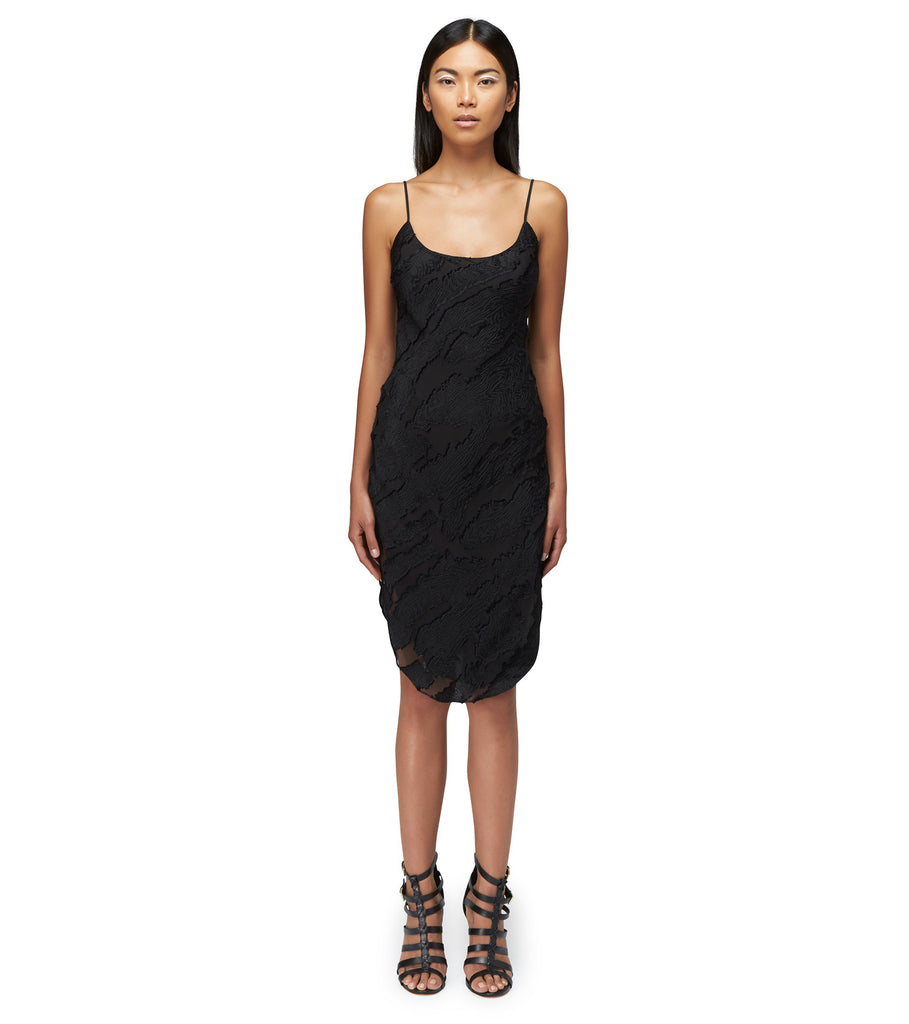 ARC SLIP DRESS
