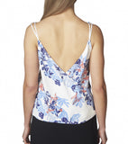 LILY CROSS BACK TOP