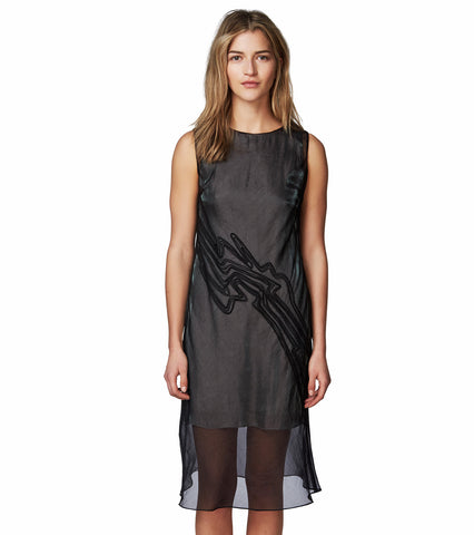 SHIFT DRESS