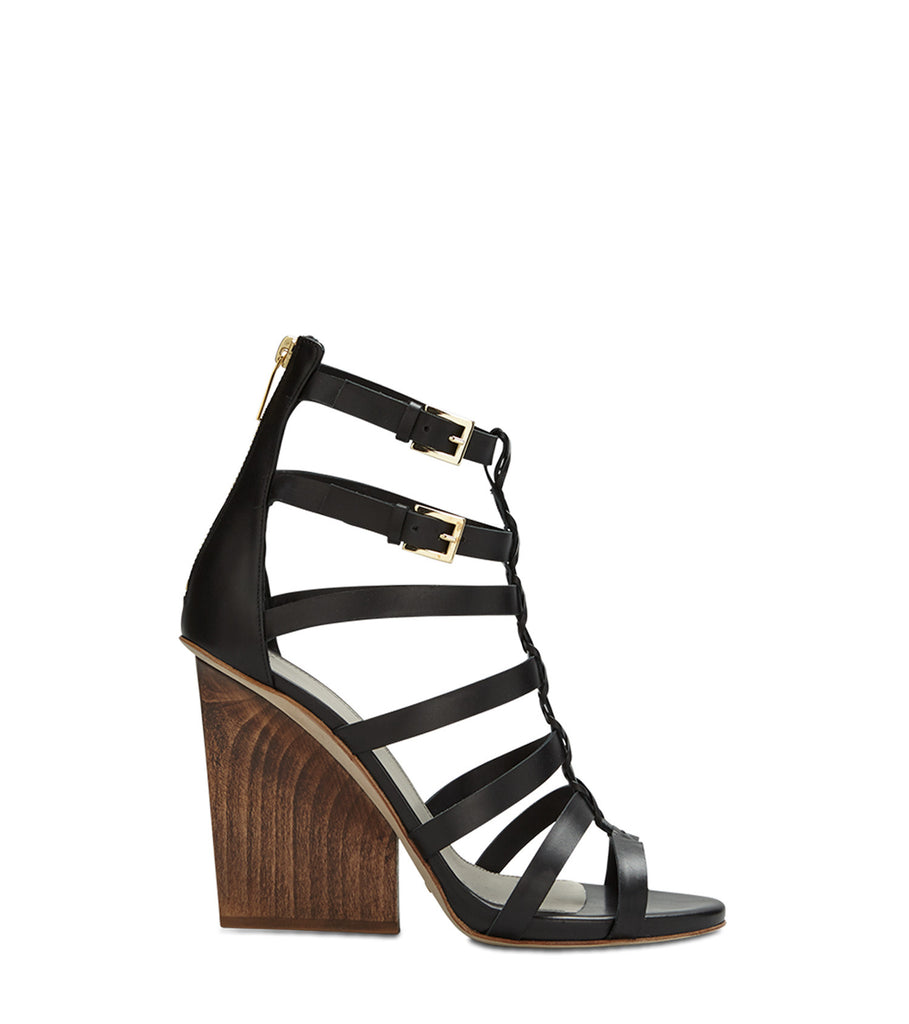 KATE STRAPPY WEDGE