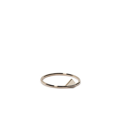 SINGLE PEAK RING