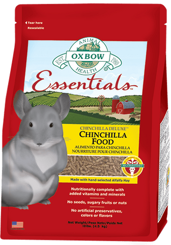 Chinchilla Deluxe