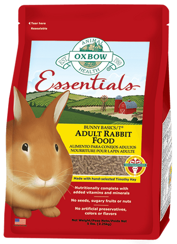 Essentials Adult Rabbit Food - Nourriture pour Lapins Adultes