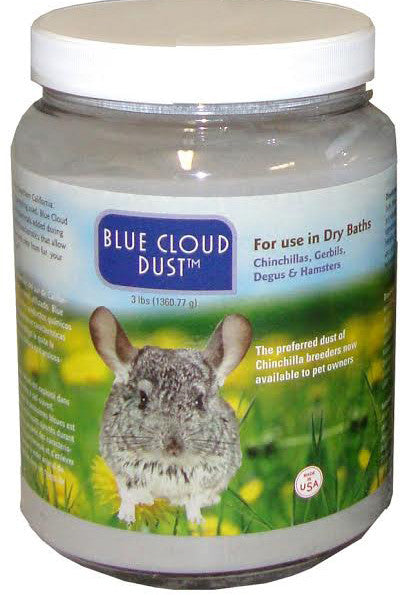 Blue Cloud Dust