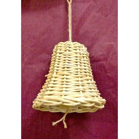 Hanging Willow Bell — Cloche en Tiges de Saule