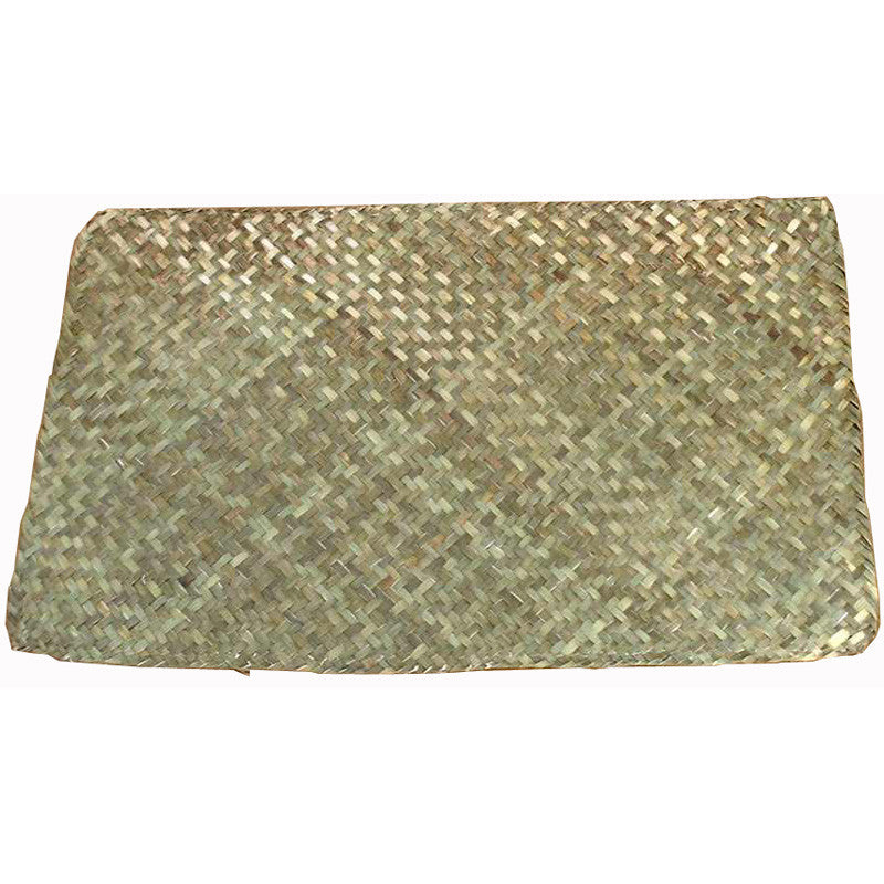 Natural Sea Grass Mat — Tapis naturel en ruppie maritime
