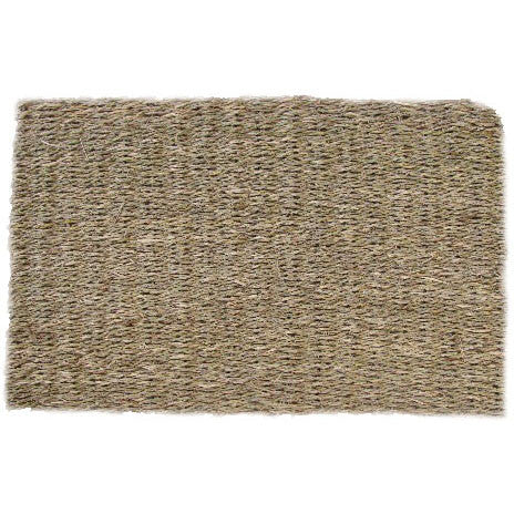 Double Weave Sea Grass Mats — Grand Tapis Doublement Tissé
