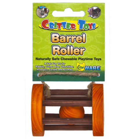 Barrel Roller / Baril Roulant