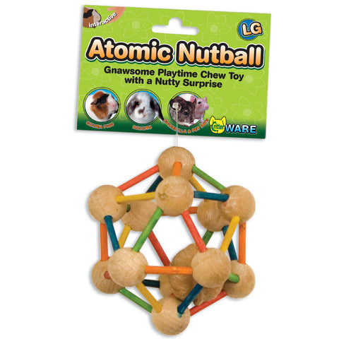 Large Atomic Nut Ball — Grande Balle Atomique