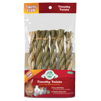 Timothy Twists – Twists de Foin