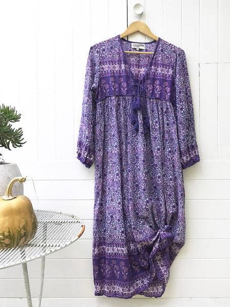 "Chowchilla Vintage Gypset Dress ""Belle"" PARTIALLY STOCKED"