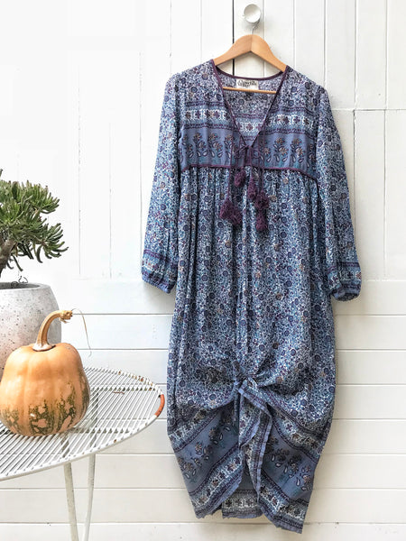 "Chowchilla Vintage Gypset Dress ""Donna"""