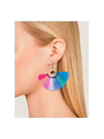 Galapagos Tassel Earrings NEW