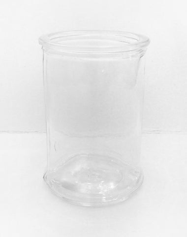 Clear Glass Jar/Insert for Uashmama Piccolo Bag