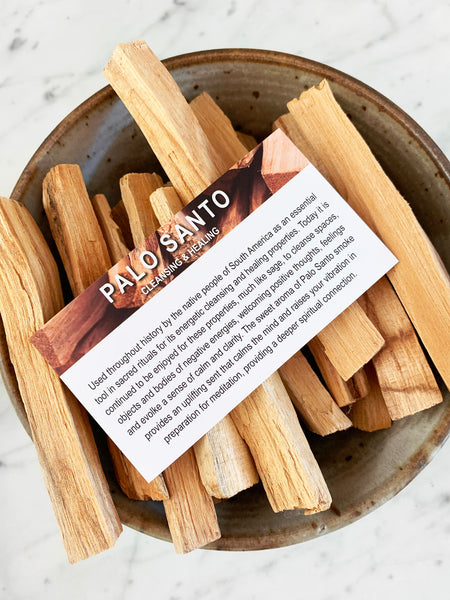 "Palo Santo ""Holy Wood"" Stick (10cm)"