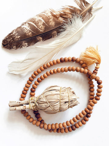 Clearing White Sage Smudge Stick • (9-12cm)