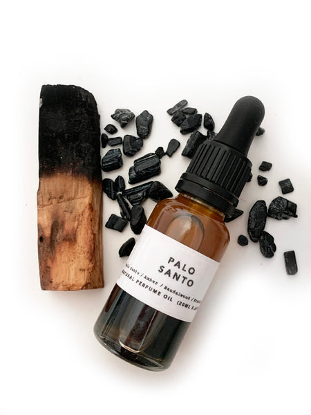 PALO SANTO Perfume Oil • (20ml)