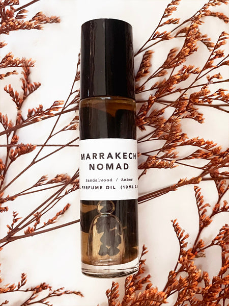 MARRAKECH NOMAD Perfume Oil • (10ml)