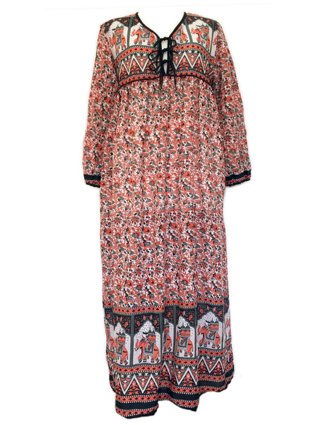 "Chowchilla Vintage Gypset Dress ""Anoushka"""