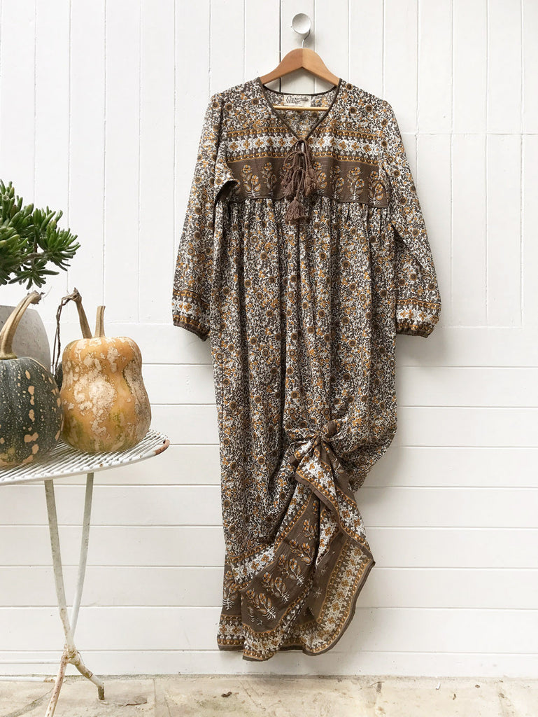 "Chowchilla Vintage Gypset Dress ""Sharni"""