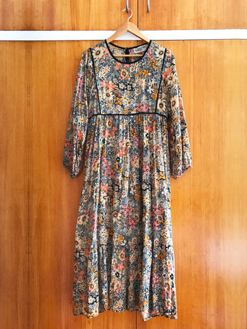 "Chowchilla Vintage Prairie Dress ""Marni"" COMING SOON"