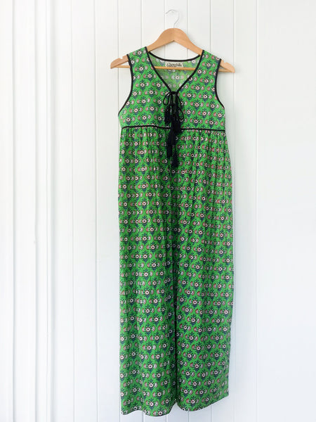 "Chowchilla Vintage SLEEVELESS Gypset Dress ""Marley"""