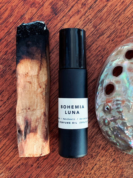 BOHEMIA LUNA Perfume Oil • (5ml/10ml)