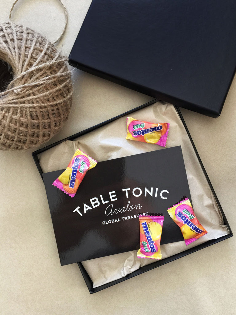 Table Tonic Gift Voucher