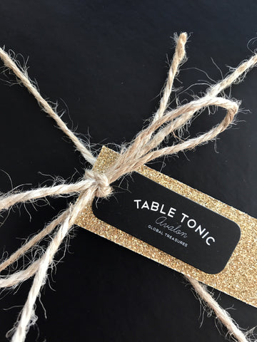 Table Tonic Gift Voucher $500