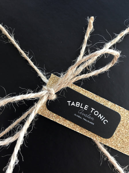 Table Tonic Gift Voucher ALWAYS IN STOCK!