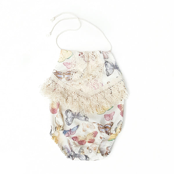 Bella Romper - The Lucky Lily
