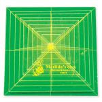1. Small Square Patchwork Template -  Item Code:  VT-VH013 - Bay Quilts