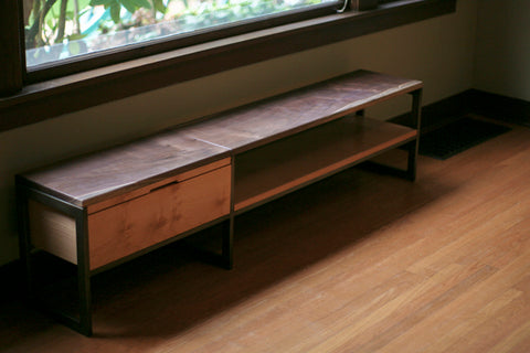 Square Form Weigel Bench