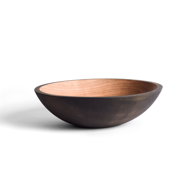 Ebonized Cherry Bowl