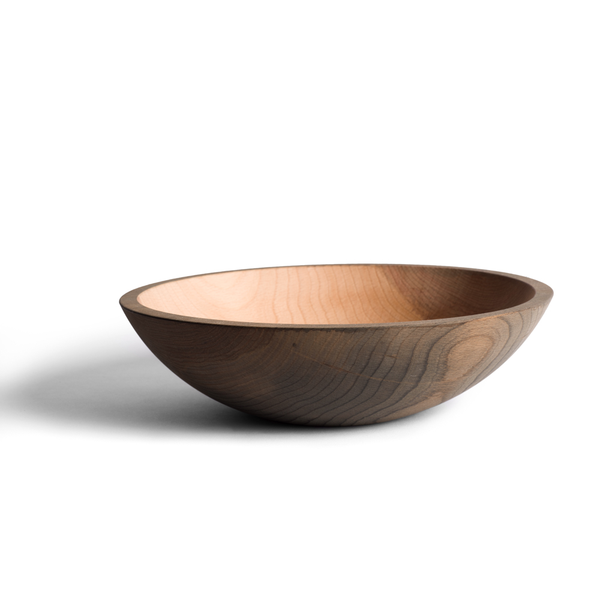 Ebonized Beech Bowl
