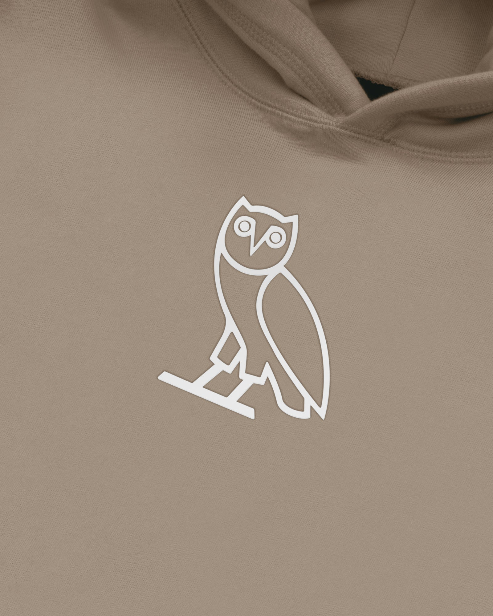 d200952da8e5 3D CLASSIC OWL HOODIE - WARM GREY – October s Very Own Online US