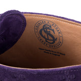 OVO x CLARKS DESERT BOOT - PURPLE