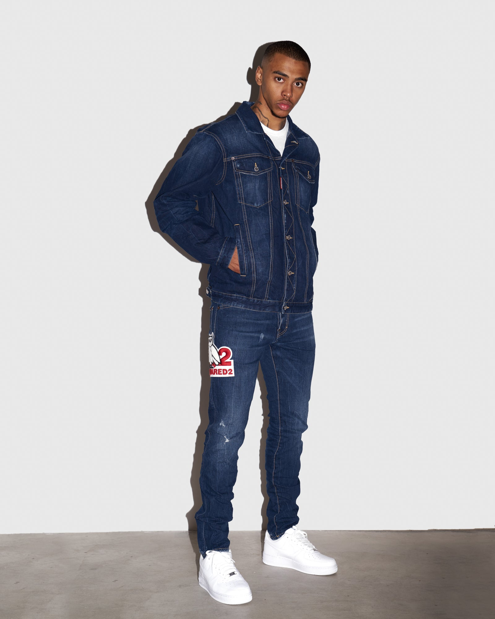 OVO x DSQUARED2 DENIM JEANS