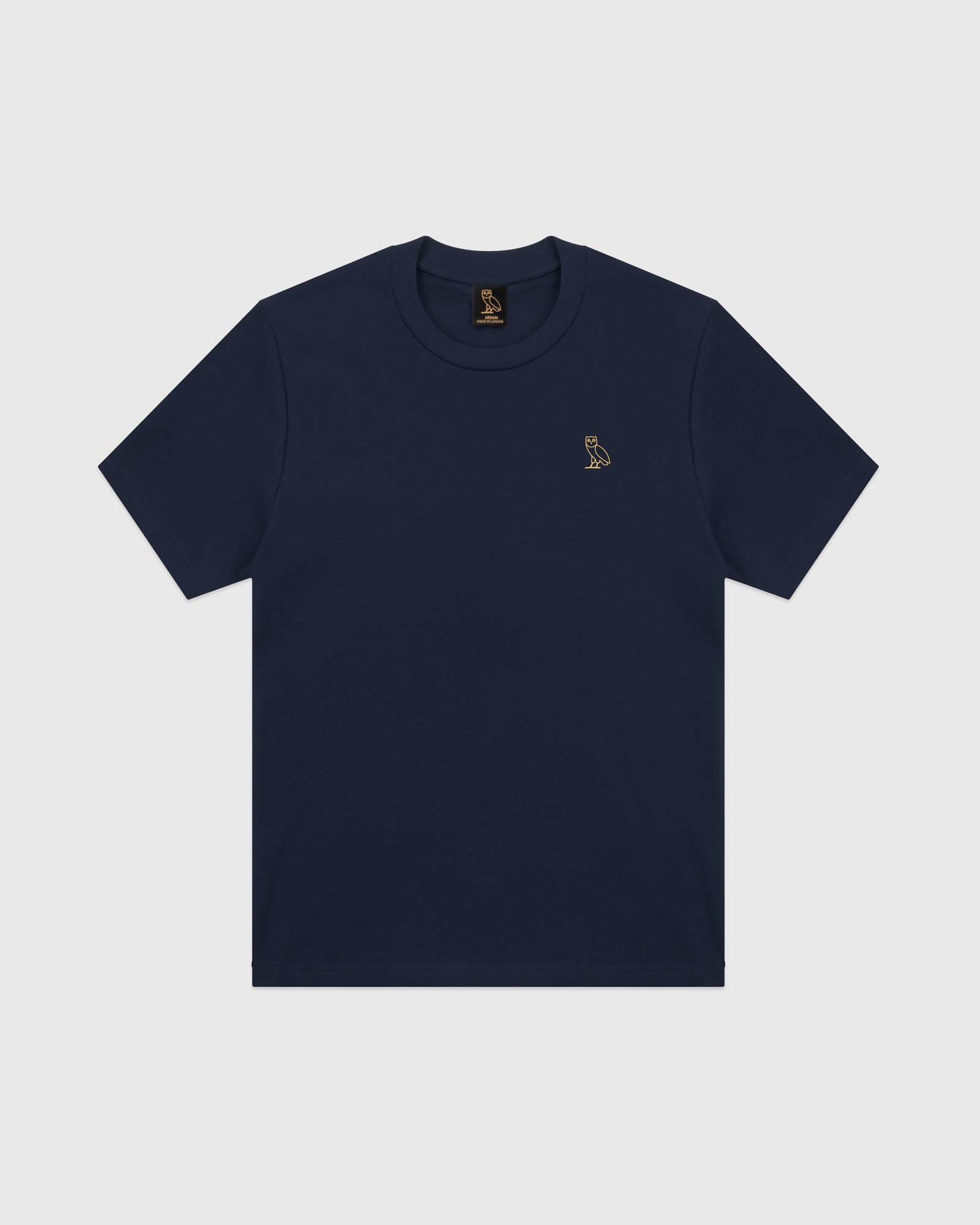 OWL T-SHIRT - NAVY
