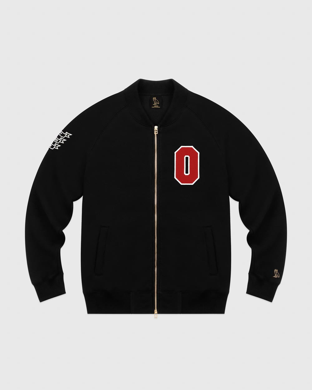 OVO TOURNAMENT BOMBER - BLACK