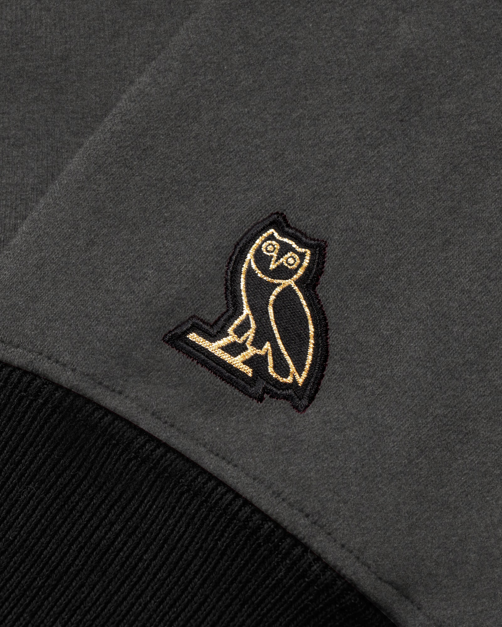 OVO TOURNAMENT BOMBER - CHARCOAL