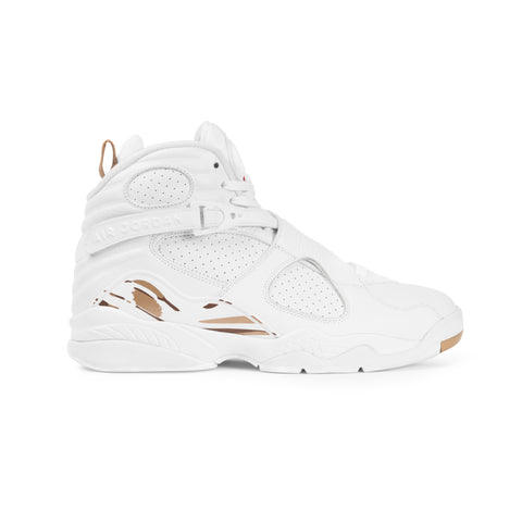 OVO AIR JORDAN 8 RETRO - WHITE